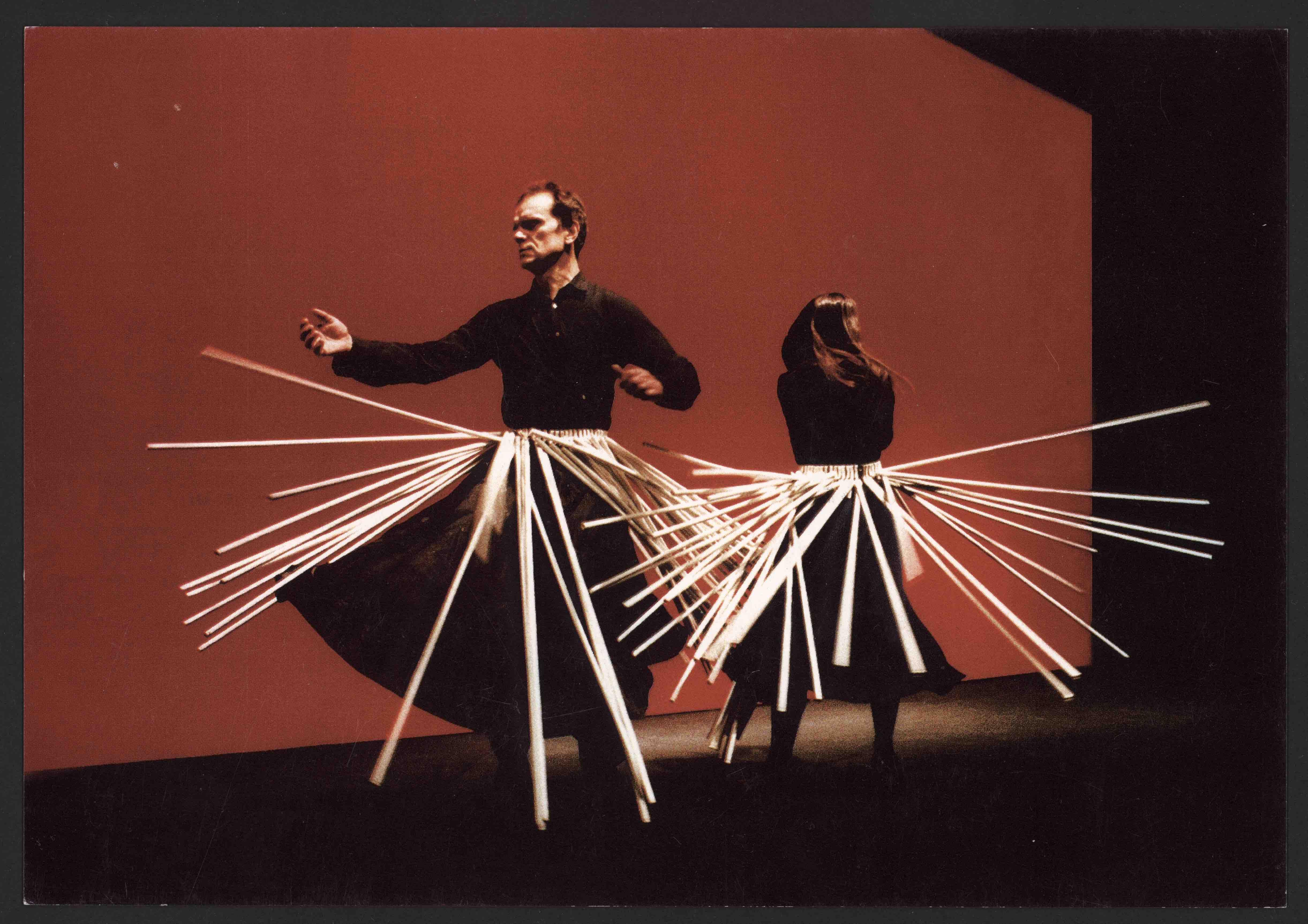 'The Song', by Akademia Ruchu, 2005. Photo: Stefan Okołowicz, courtesy of Stowarzyszenie Przyjaciół Akademii Ruchu.