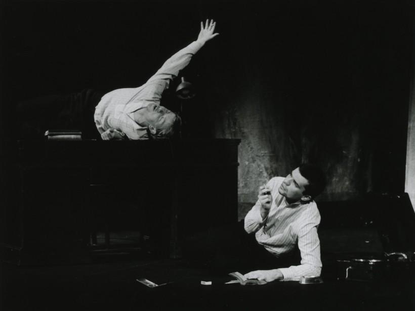 <i>Przebudzenie wiosny</i> [<i>Spring Awakening</i>], Frank Wedekind, dir. Paweł Miśkiewicz, premiere: 5 February 1999, Stary Theatre, Kraków, photo: Wojciech Plewiński